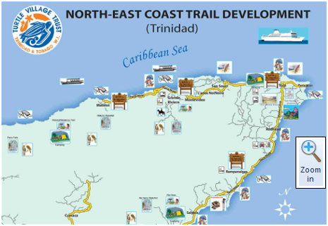 North-East Coast Trail Development